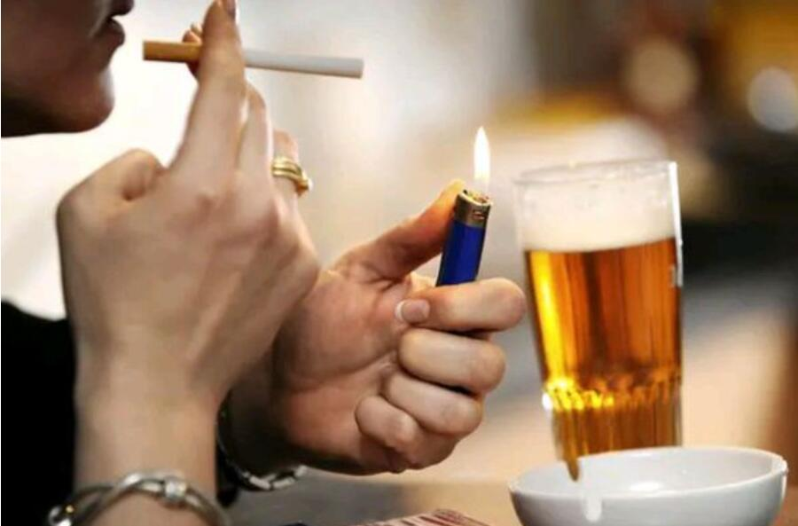 No Smoking and drinking